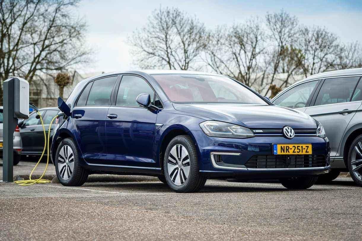 De Elektrische Volkswagen E Golf Is Het Meest Verkocht Ames